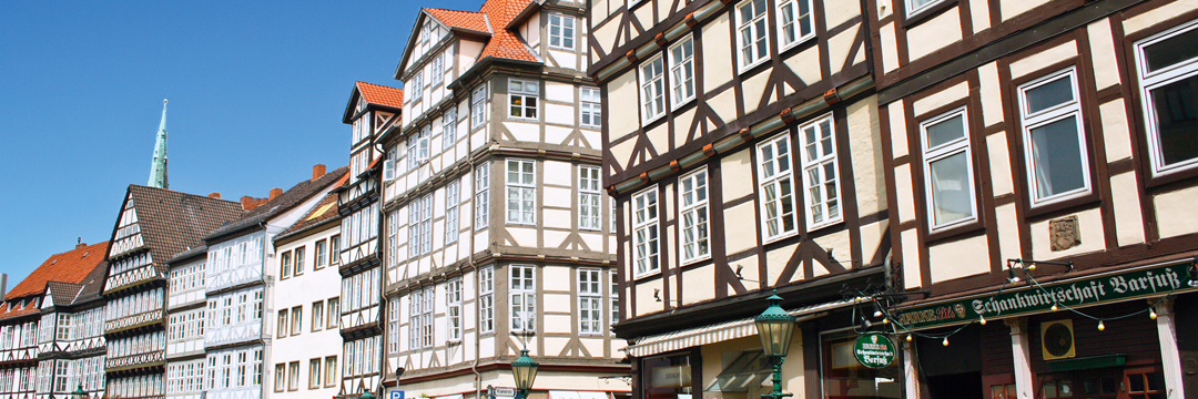 Altstadt Hannover, Holzmarkt © HMTG