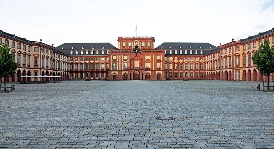 Mannheimer Schloss © Hubert Berberich (CC-Lizenz)
