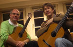 Norbert Fischer (r) und Peter Schlobinski (l)