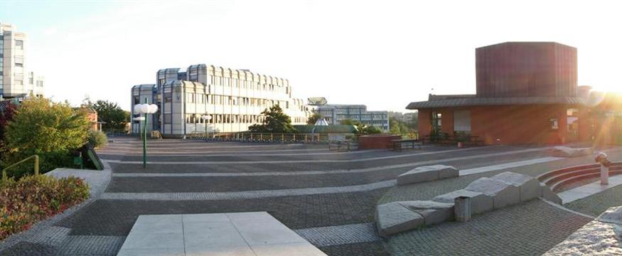 Universität Trier, Campus Süd @ CC-Lizenz MatzeTrier