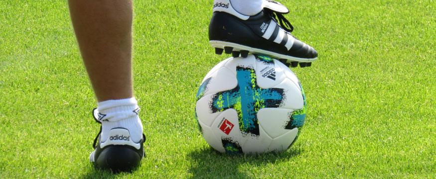 Fußball und Sprache