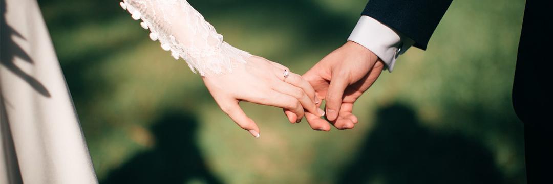 Partnerschaft und Hochzeit