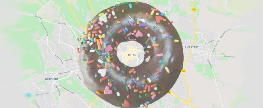 5. Donut-Effekt